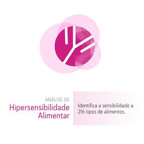 Hipersensibilidade Alimentar 216 alimentos